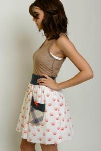 sheel skirt