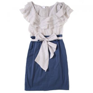 Ruche_Sail Dress