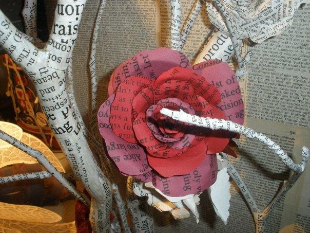 Diy paper flowers bricka brack so mightylinksfo